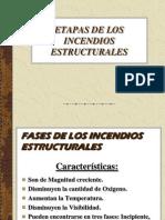 Etapas de Los Incendios Estructurales