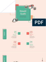 Kawaii Sushi Math
