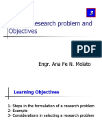 topic 3 research problem and objectives.ppt