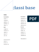 E6- Classi