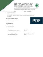 Notulen Sosialisasi Aturan Internal & Tata Nilai