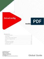 Drive Config