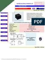 Oep 1200 Datasheet