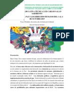 Semana Por La Paz 2019