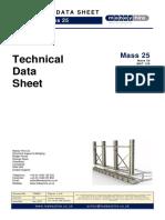 Mass 25 Tdsm25 (Issue No 06)