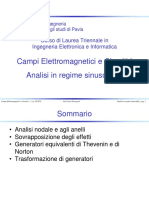 10 Analisi in Regime Sinusoidale