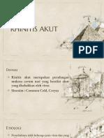 Rhinitis Akut.pptx