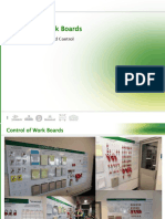 Control of Work Boards (1)