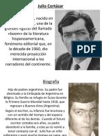 Julio Cortázar Victor Bagdasaryan