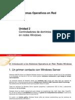 SOR UD 02 Presentacion
