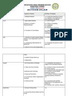 Action Plan (Edit)