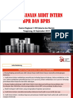 Audit Intern BPR Bagi PE