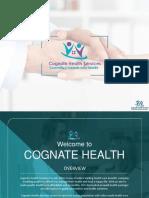 Cognate Health Service - Best Preventive Health Care In India
