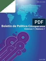 Pérez-Liñán (2008) Cuatro Razones Para Comparar