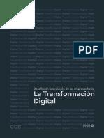 El Desafio Hacia La Transformación Digital
