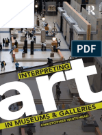 Interpreting art in Museums
