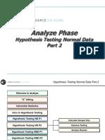6_Analyze - Hypothesis Testing Normal Data - P2.pptx