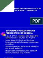 Pekan-4. Dewan Pendidikan & Komite Sekolah