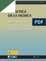 Didcatica de La Musica