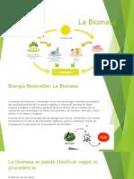 La Biomasa PPT