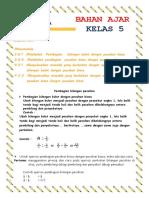 05. BAHAN AJAR Matematika