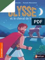 Ulysse Et Le Cheval de Bois (Specimen)