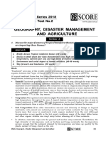 01-Jul-2018_1530253106_2 - Hints - Geography, Disaster Management and Agriculture