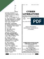 Cyber Literature Dec-2017