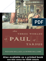 The Three Worlds of Paul