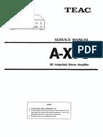 TEAC A-X75