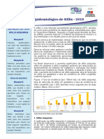 2018 Boletim Epidemiologico Sifilis