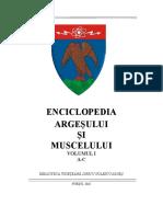 Enciclopedia argesului vol. 1