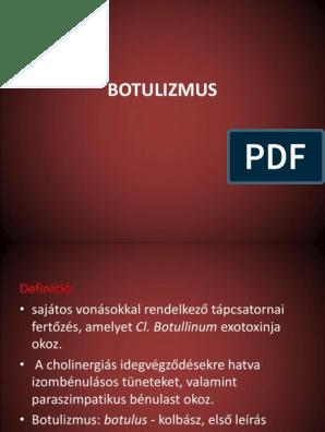 Botulizmus