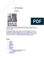 Laberinto de Fortuna - Wikipedia, La Enciclopedia Libre