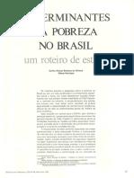 Os Determinantes Da Pobreza No Brasil v04n02_04