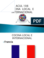 Presentación ACUL 108 (Sem. 2 Francia)