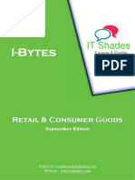 I-Byte Retail and Consumer Goods Industry