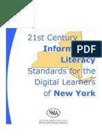 21st Century IL Standards -- NYLA_Info_Lit