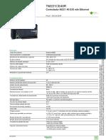 Tm221ce40r Datasheet