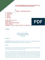 Division of Case Digest