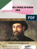 Spanish Era