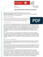 31.Risk Factors for Coronary Artery Disease- Historical Perspectives