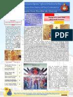 Boletin 21 Año I Domingo de Los Padres 1er Concilio