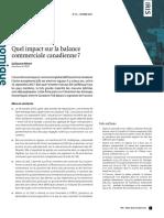 IRIS study on CETA