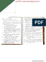 Englsih Grammar Notes