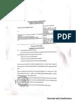 Orden de allanamiento del Departamento de Justicia a medios digitales