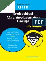 Embedded Machine Learning Design