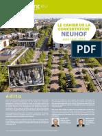 Neuhof – Cahier de La Concertation 2015