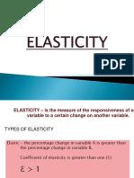 Elasticity 101
