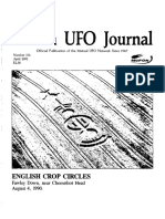 MUFON UFO Journal - April 1991